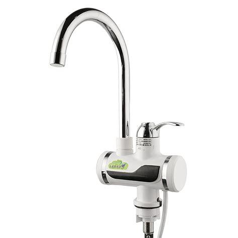 sonde cuisine 360 robinet electrique chauffe eau affichage numérique