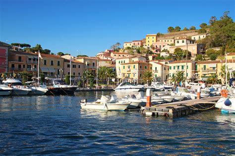 Porto Azzurro Elba by Isola D Elba La Costa Brilla I Travel