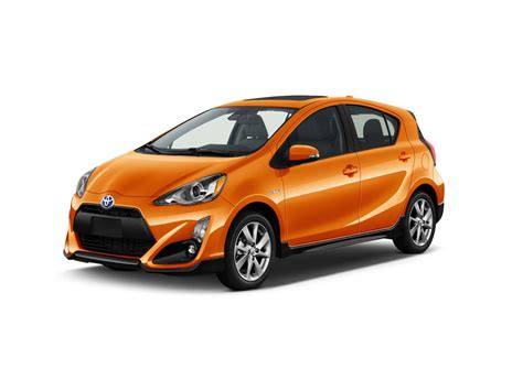 toyota new 2017 2017 toyota prius c gets new look updated safety tech