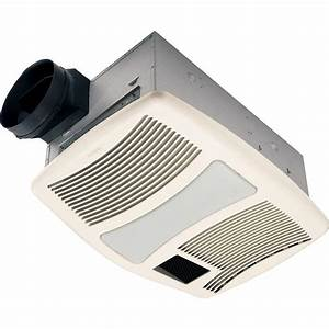 Nutone qtxn series very quiet cfm ceiling exhaust fan