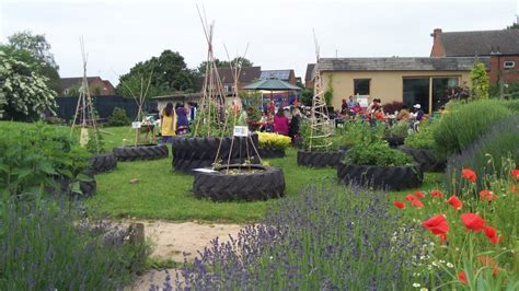 Amc In Gardens by The Gardens Arkwright Community Gardens
