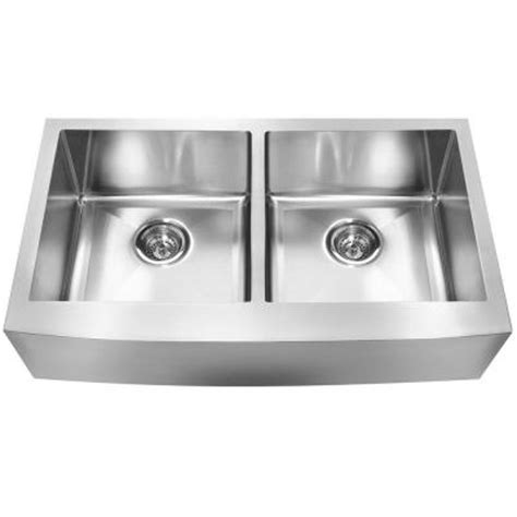 Home Depot Stainless Farm Sink by Frankeusa Farmhouse Undermount Stainless Steel 33x19x9 0