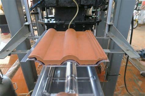 roof tile machine  produce concrete roof tiles