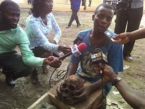 Photos: C&S Pastor Arrested With Human Skull & Charms In ...