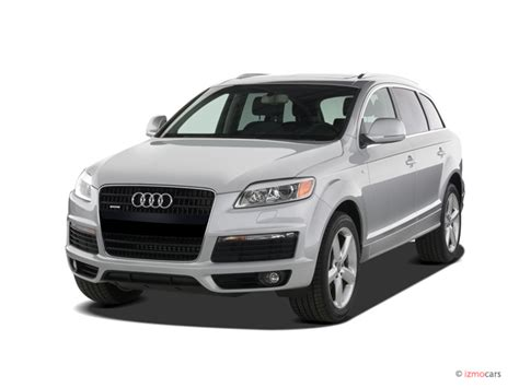 2007 Audi Q7 Review, Ratings, Specs, Prices, And Photos