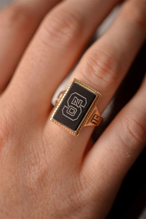Class Ring With Incised Onyx Stone By Balfour (available. Lavigne Wedding Rings. Rocker Engagement Rings. Islamic Engagement Rings. Simple Opal Wedding Wedding Rings. Meaningful Rings. Celbrity Engagement Rings. Maple Wood Rings. Johan Wedding Rings