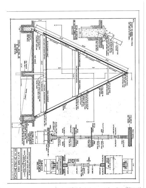 home building plans free a frame cabin plans blueprints construction documents sds plans