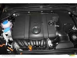 2012 Volkswagen Jetta Se Sedan 2 5 Liter Dohc 20