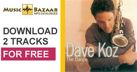 Dave Koz Mp3 Buy, Full Tracklist