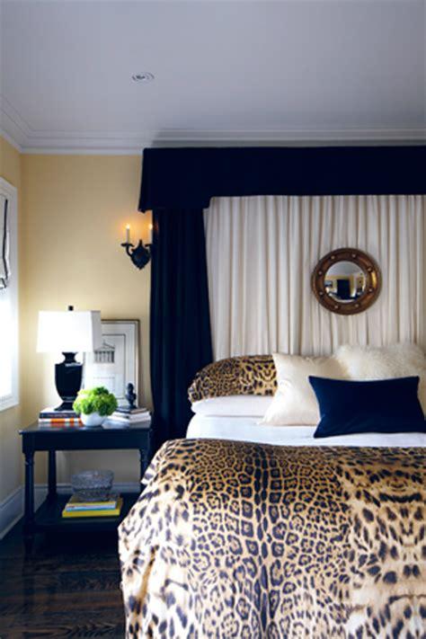 ideas   animal prints   bedroom decoholic