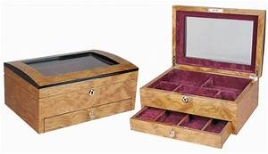 Wood Jewelry Box Awesome Handcrafted Jewelry Boxes