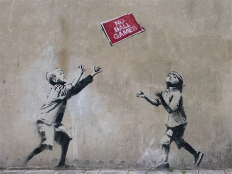 The Ultimate Banksy Gallery (127 photos) «TwistedSifter