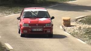 Cote Clio 4 : crash renault clio 16s course de cote vernegues 2011 youtube ~ Gottalentnigeria.com Avis de Voitures