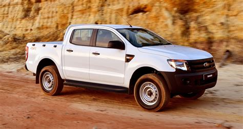 Ford Ranger by Ford Ranger 4x4 Xl Plus Expands Ute Line Up Photos 1 Of 8