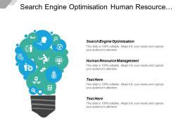 Search Engine Optimization Management by Resource Optimization Slide Team