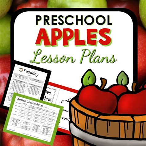 apple lessons for preschool apple theme preschool classroom lesson plans preschool 169