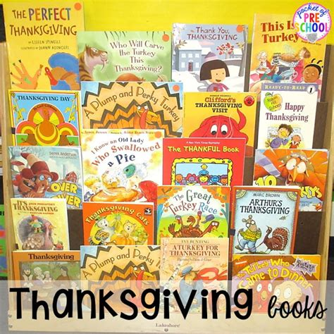 thanksgiving activities and centers for preschool pre k 275 | Slide6 4 1