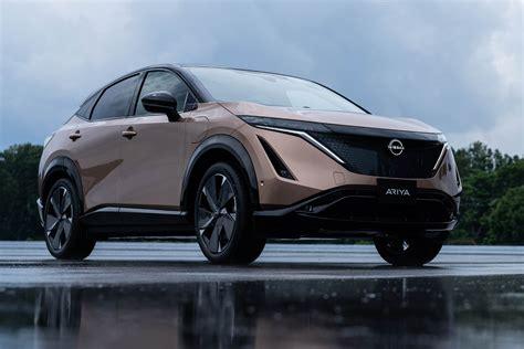 Nissan Ariya EV promises up to 310-mile range | Parkers