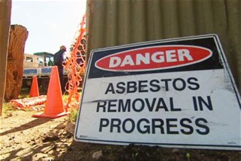 fluffy asbestos crisis families involved thrown