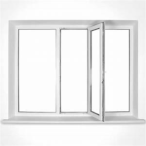 fenetre pvc 3 vantaux baies vitrees configurateur en ligne With fenetre en pvc