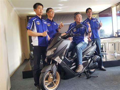 Kabar Nmax 2018 by Yamaha Nmax 2018 Dipasarkan Mulai Rp 26 3 Juta Berita