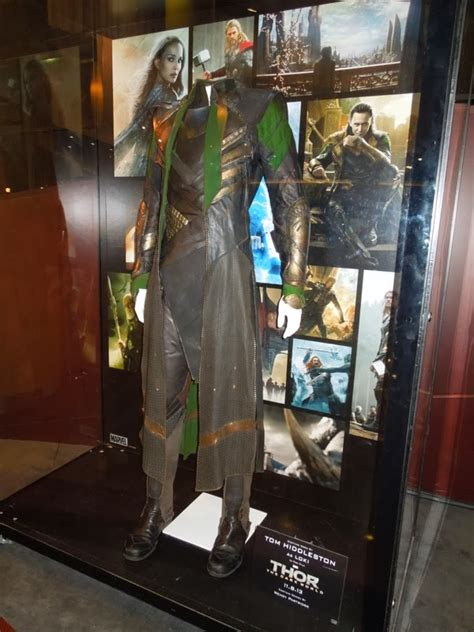 Hollywood Movie Costumes And Props Tom Hiddlestons Loki