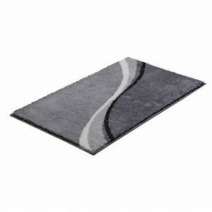 tapis gris pas cher sellingstgcom With tapis salle de bain pas cher