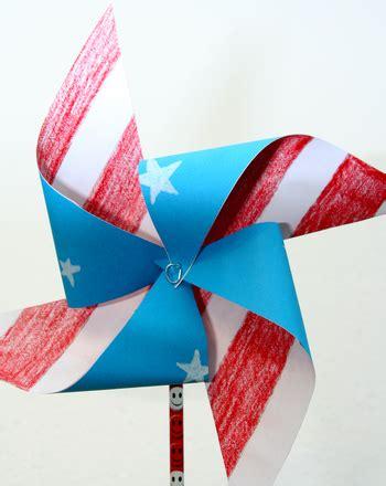 patriotic pinwheel activity educationcom