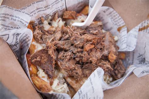 poutine cuisine 10 epic poutine from toronto food trucks toronto food