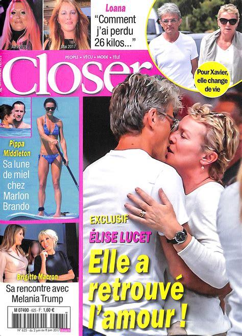 closer  avec elise lucet  la une news people