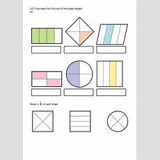 Ks1 Bundle Year 1  2  Fraction Of Shape, Shape Hunt Worksheets  Differentiated By Acrosbie
