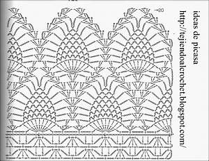 Patrones Ganchillo   Crochet   Graficos  Tricot   Dos
