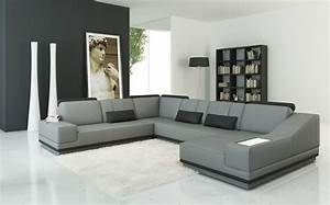 all modern sectional sofas 1025thepartycom With sectional sofa all modern