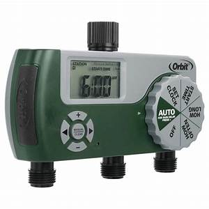 Dig Water Timer Home Depot
