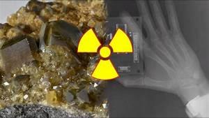 Radian Barite    Radio Baryte  A Naturally Radioactive