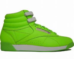 Reebok Freestyle Hi Int Brights