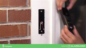How To Install Frontpoint Video Doorbell Hardware