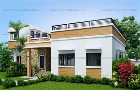 rey  bedroom  storey  roof deck shd  pinoy eplans