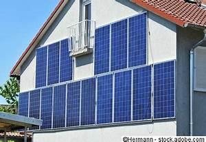 Solaranlage Einfamilienhaus Kosten : photovoltaik fassade infos zu modulen kosten montage ~ Lizthompson.info Haus und Dekorationen