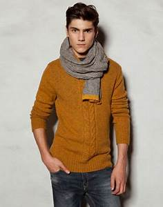 Scarf As A Fashion Accessory For Men – Mens Fashion