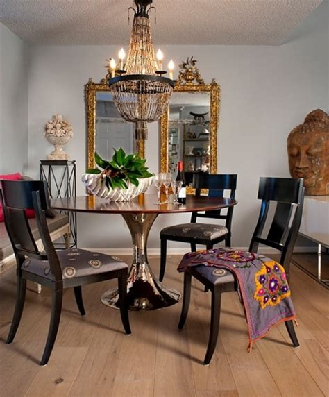 original boho chic dining room designs digsdigs
