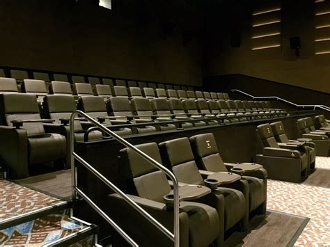 small theater with all recliners yelp