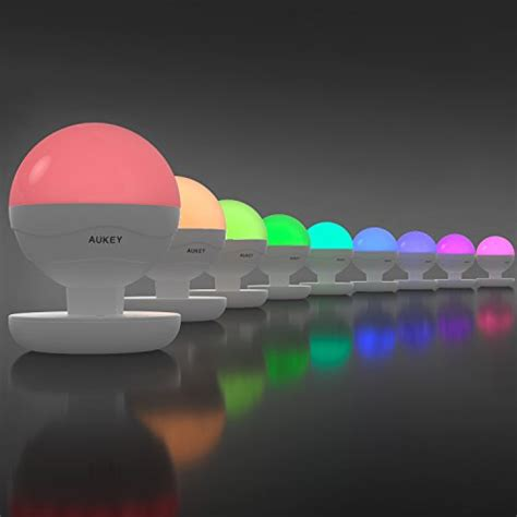 aukey table l review aukey rechargeable table l dimmable rgb color led
