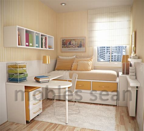 ways to save space in a small bedroom space saving designs for small kids rooms