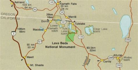 lava beds national monument map ccc c lava beds c nm 6 california