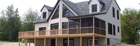 chalet style house maine modular homes modular and manufactured homes in maine
