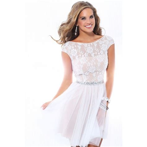 white dresses white lace cocktail dress dressed up
