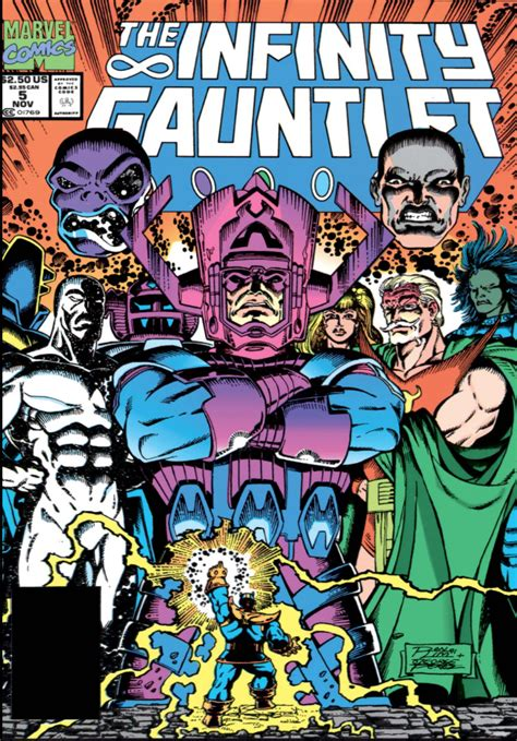 infinity gauntlet vol   marvel  fandom