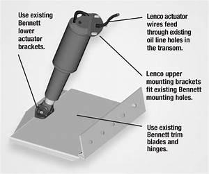 Bennett Trim Tab Switch Wiring Diagram