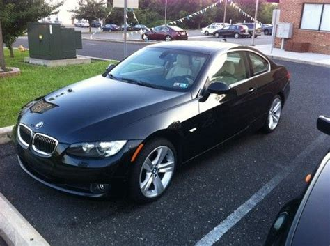 Find Used 2007 Bmw 328xi Base Coupe 2-door 3.0l In